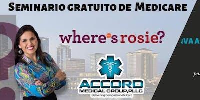 Free Medicare Seminar - Seminario Gratuito de Medicare