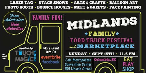 Midlands Family Food Truck Festival