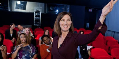 Learn public speaking - Cambridge Toastmasters - Guests always welcome!