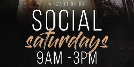 Social Saturdays at Tivoli Village tickets
