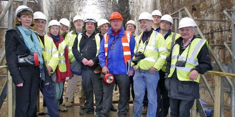 Leigh Woods Vaults: Two Hour Historical Hard Hat Tour. Meet at the Clifton Toll Booth BS8 3NA tickets