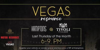 Vegas Resource Social Event at Tivoli Village