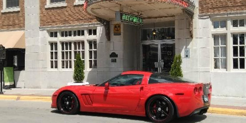 2nd Annual Corvette Show & Cruise In Present By Hotel