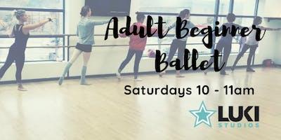 Beginner Series: Ballet [March Start]