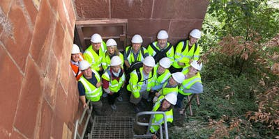 Leigh Woods Vaults: Two Hour Technical Hard Hat Tour. Meet at the Clifton Toll Booth BS8 3NA
