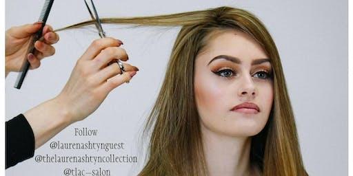 The Lauren Ashtyn Collection Hair Tour- Ultimate Women's Expo Houston