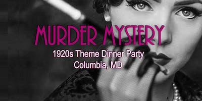 Murder Mystery Dinner - Columbia, Maryland