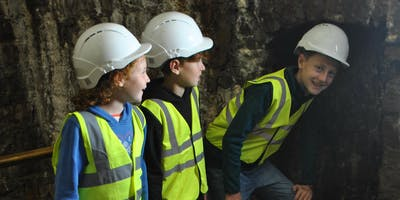 Leigh Woods Vaults: One Hour Hard Hat Excursion. Meet at the Visitor Centre, BS8 3PA
