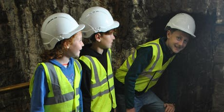 Leigh Woods Vaults: One Hour Hard Hat Excursion. Meet at the Visitor Centre, BS8 3PA tickets