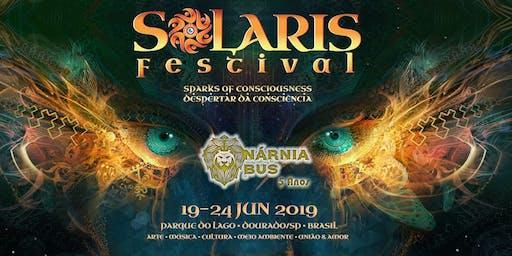 Solaris Festival 2019 | Nárnia Bus