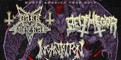 Dark Funeral, Belphegor, Incantation, Hate