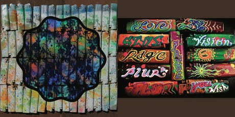 Pushing the Possibilities of Paint - Advanced Spray Paint Art tickets