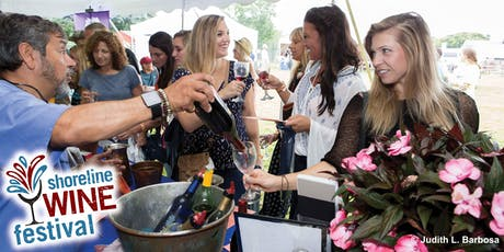 2019 13th Annual Shoreline Wine Festival tickets