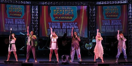 Decades Rewind - Pawleys Island Festival of Music & Art tickets