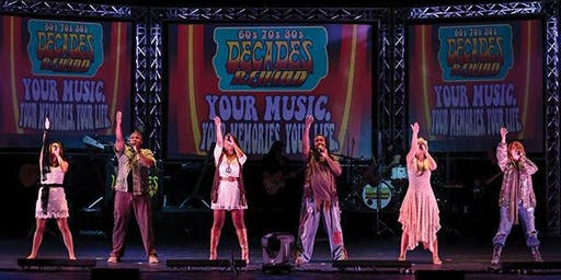 Decades Rewind - Pawleys Island Festival of Music & Art