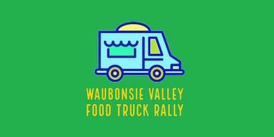 Waubonsie Valley Food Truck Rally 2019