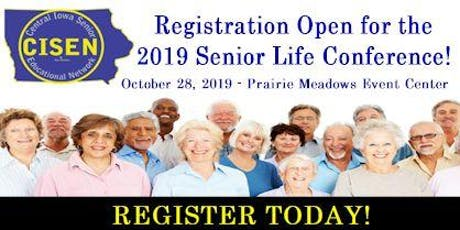 2019 SENIOR LIFE CONFERENCE tickets