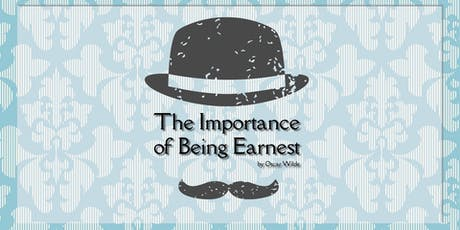 Theater at the Baldwin: The Importance of Being Earnest tickets