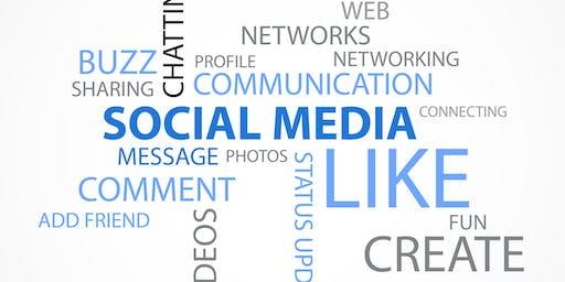 Lunch. Learn. Lead - Social Media Marketing