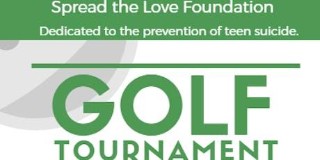 Spread the Love Golf Tournament 2019 tickets