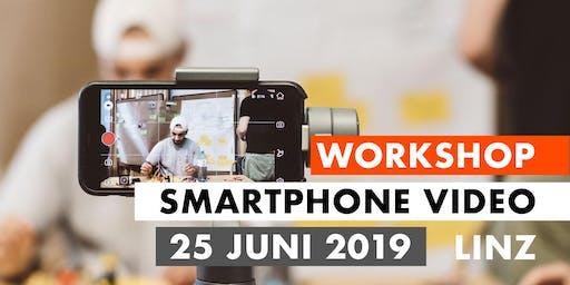 Smartphone Video Workshop - 25. Juni 2019 - Linz