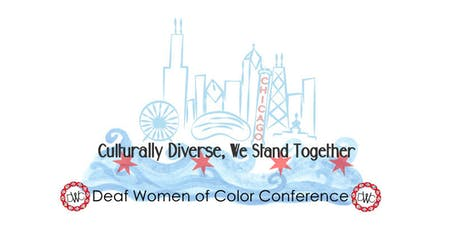 Deaf Women of Color Conference 2019 tickets