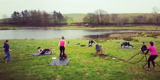 Wild Workout with Emma Grunnill Fitness & Wonderful Wild Women