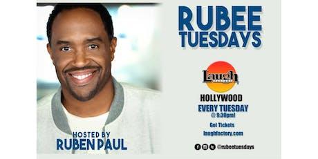 Rubee Tuesdays tickets