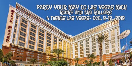 Follow the Fun with Rocky and the Rollers Las Vegas Trip and Show tickets