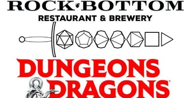 D&D Night at Rock Bottom Brewery