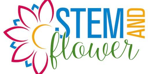 Senses & Chem. Camp @STEM and Flower