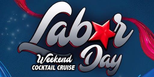 Labor Day Weekend Sunset Booze Cruise on Sunday Evening September 1st