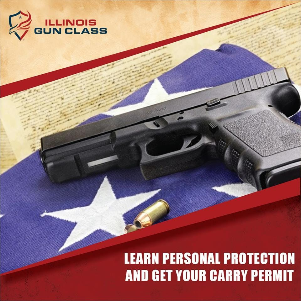16 Hour Concealed Carry Class Crestwood, IL -