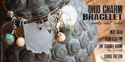Ohio Charm Bracelet Make and Take 4:30-6:30