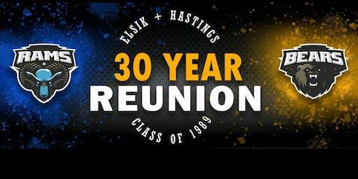 30 Year Reunion - Elsik / Hastings