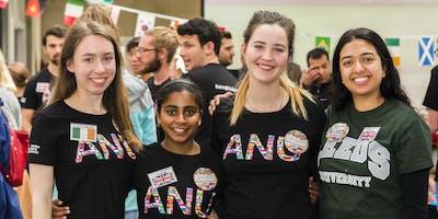 Inbound Meet and Greet Semester 1 2019 - ANU Global Programs