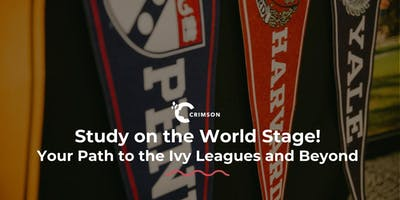 Study on the World Stage| Your Path to the Ivy Leagues & Beyond I Canberra