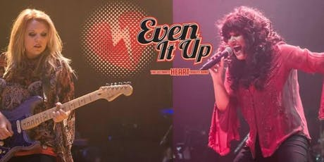 100.3 JACK-FM Presents Even It Up - The Ultimate Heart Tribute Band tickets