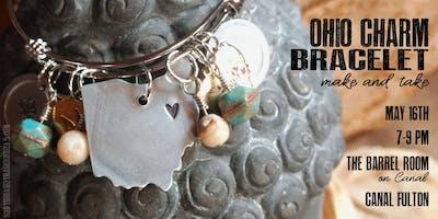 Ohio Charm Bracelet Make and Take 7-9