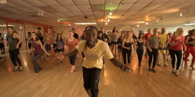 Groovin' Foot Workshop - May 2019
