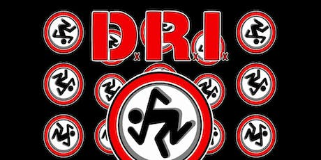 D.R.I. @ Holy Diver tickets
