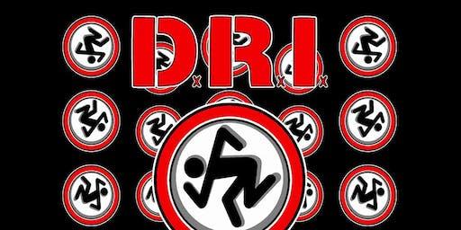 D.R.I. @ Holy Diver