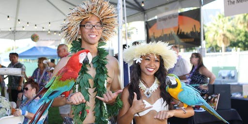 "8th Annual Firefighter's ""A Tropical Affair"""