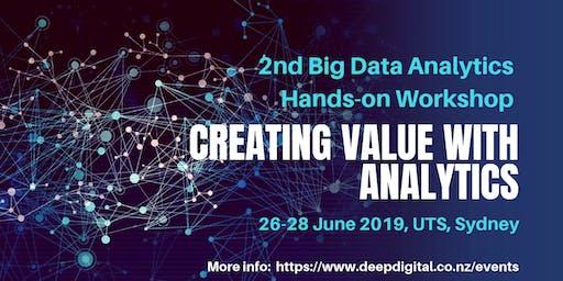 Big Data Analytics Hands-on Workshop Sydney