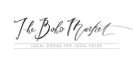 The Boho Market,  featuring local, handmade & unique items – Coppell, TX tickets