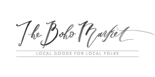 The Boho Market,  featuring local, handmade & unique items – Coppell, TX