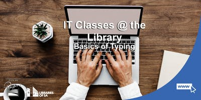 IT Classes @ the Library: Basics of Typing
