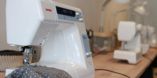 Learn to Sew Beginners Course - L1