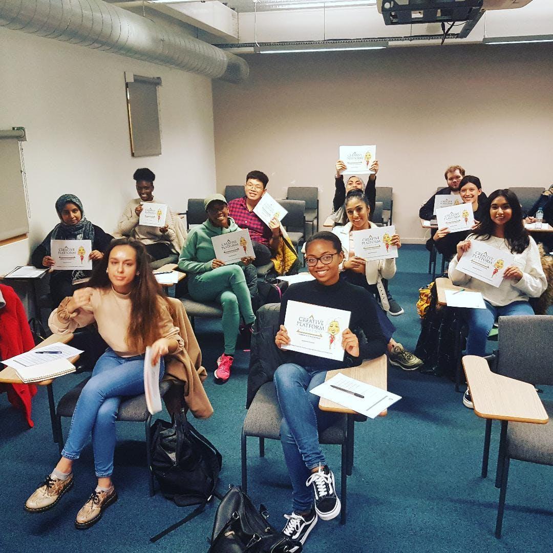 Creative Platform Academy Intensive with TIA