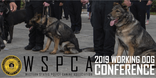 2019 WSPCA Working Dog Conference